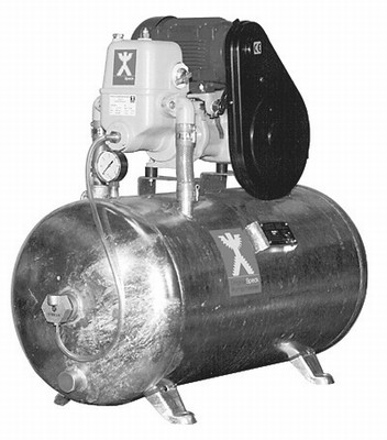 100L HYDR SPECK PM15 BRONS 24V  STUK