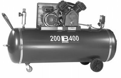 COMPRESSOR PROFESIONEEL KP200400M 230V  STUK