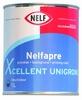 NELFAPRE XCELLENT UNIGROND WIT, 1 ltr. 1 LITER