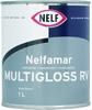 NELFAMAR MULTIGLOSS RV KLEUR UIT GL/RD, 1 ltr. 1 LITER
