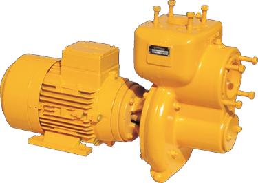 DESMI NSA50-200 A12 5,5KW 400V STUK