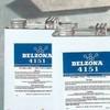 BELZONA® 4151 MAGMA-QUARTZ RESIN, 2 X 1,375 KG. SET